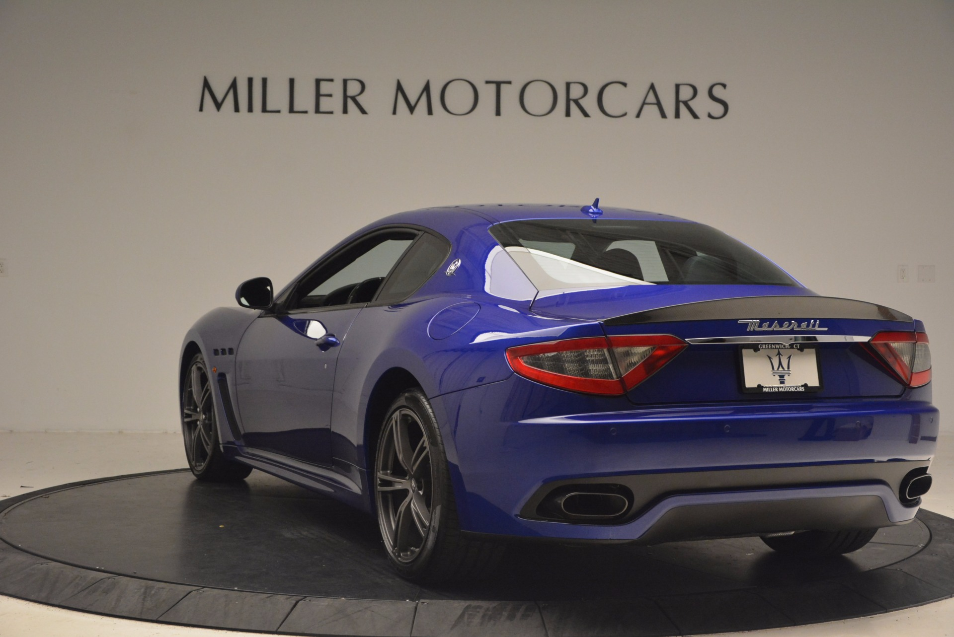 New 2017 Maserati GranTurismo Sport Coupe Special Edition For Sale In Greenwich, CT 1300_p5