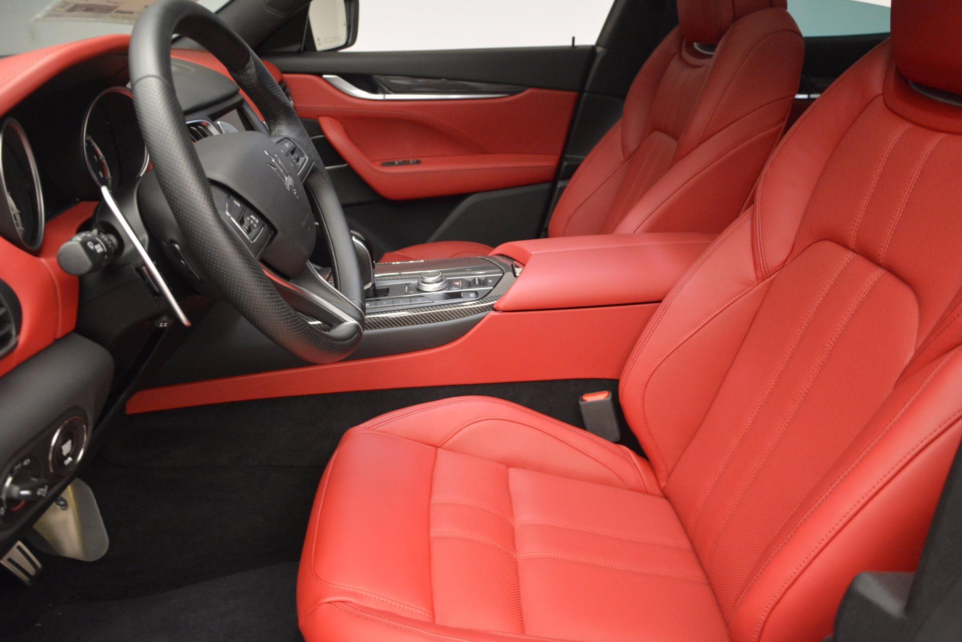New 2017 Maserati Levante  For Sale In Greenwich, CT 1301_p14