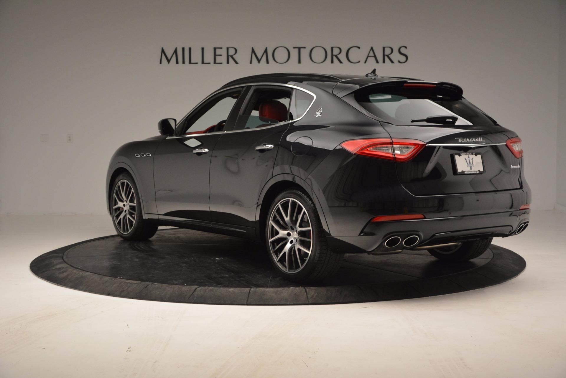 New 2017 Maserati Levante  For Sale In Greenwich, CT 1301_p5
