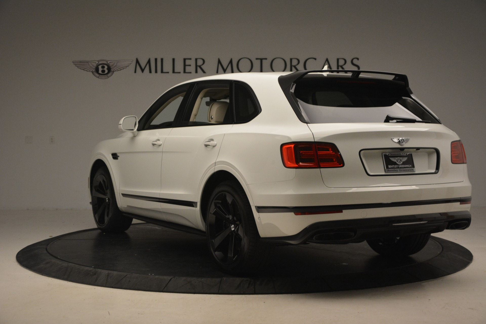 New 2018 Bentley Bentayga Black Edition For Sale In Greenwich, CT 1302_p5