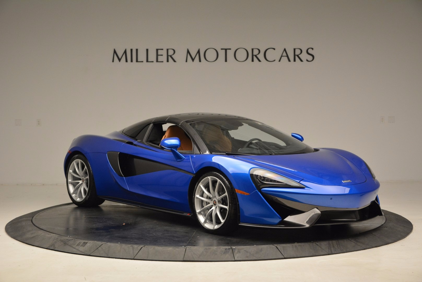Used 2018 McLaren 570S Spider For Sale In Greenwich, CT 1303_p21
