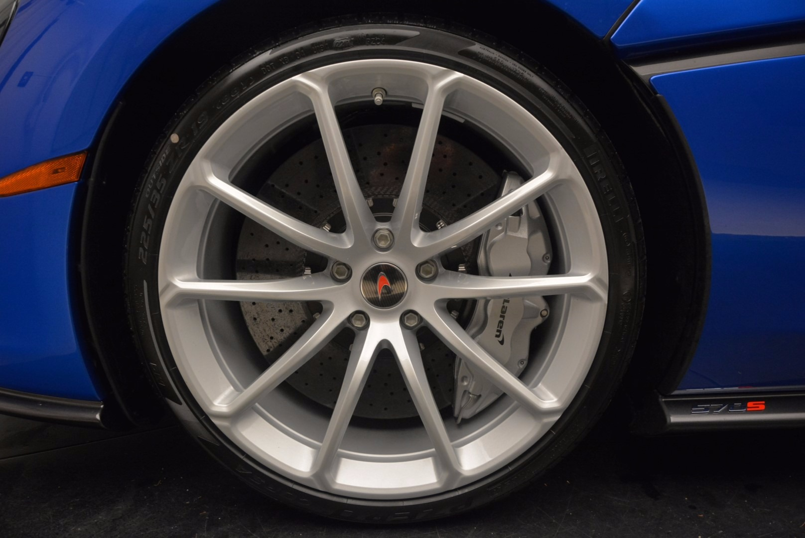 Used 2018 McLaren 570S Spider For Sale In Greenwich, CT 1303_p24