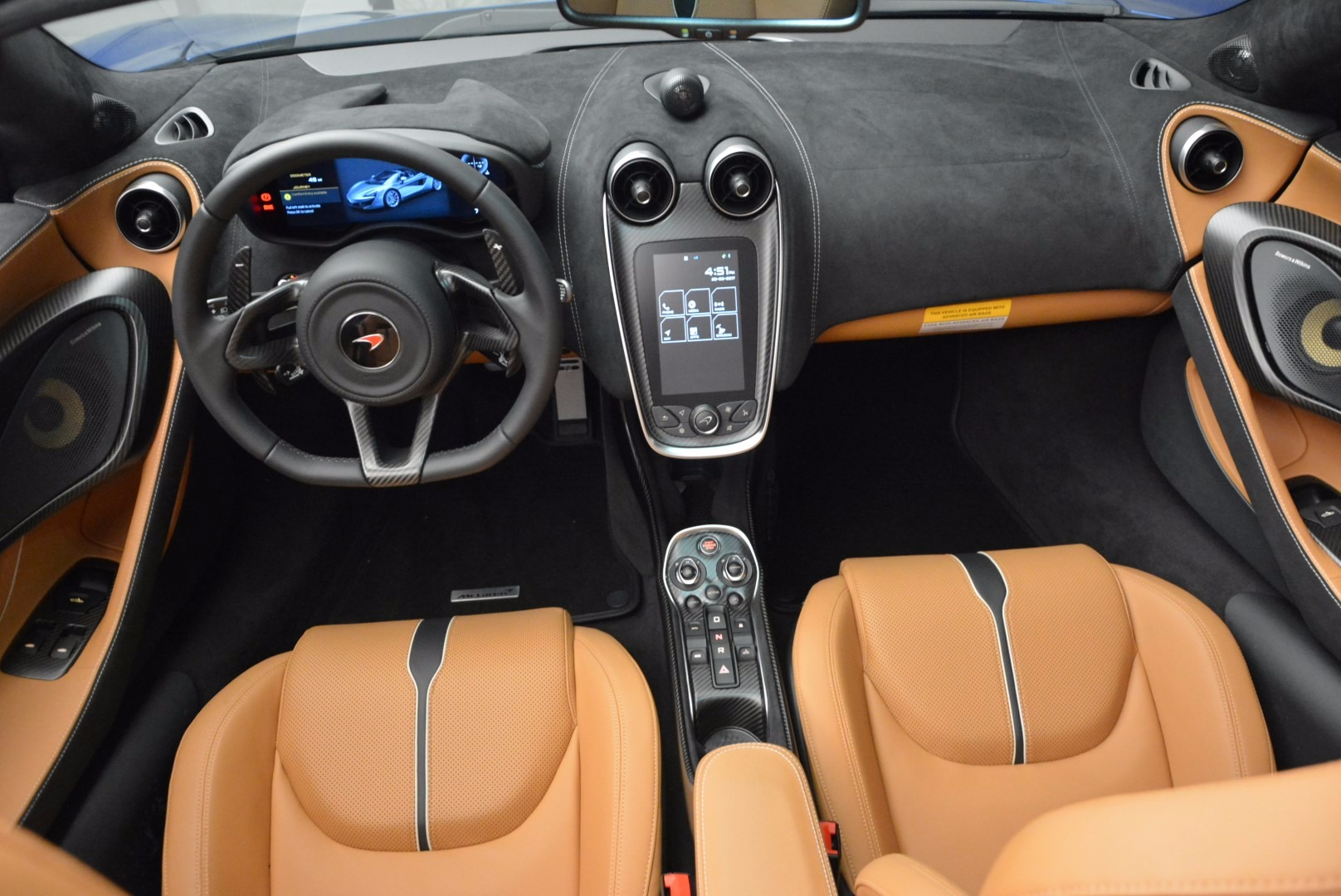 Used 2018 McLaren 570S Spider For Sale In Greenwich, CT 1303_p28
