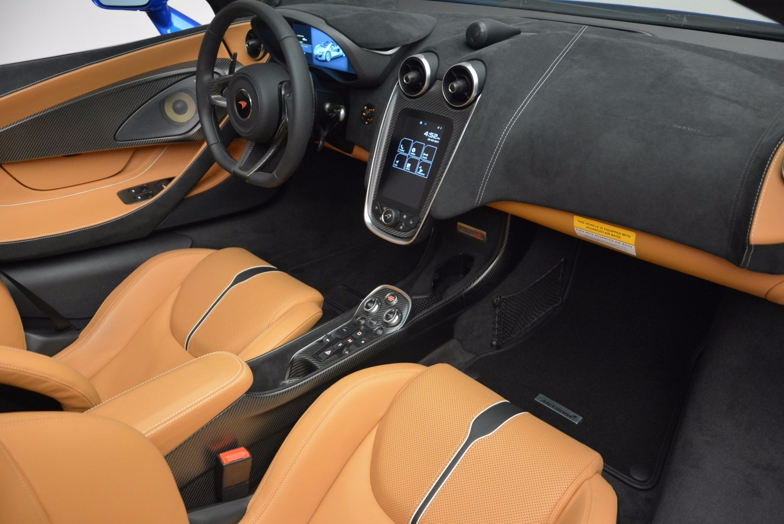 Used 2018 McLaren 570S Spider For Sale In Greenwich, CT 1303_p29