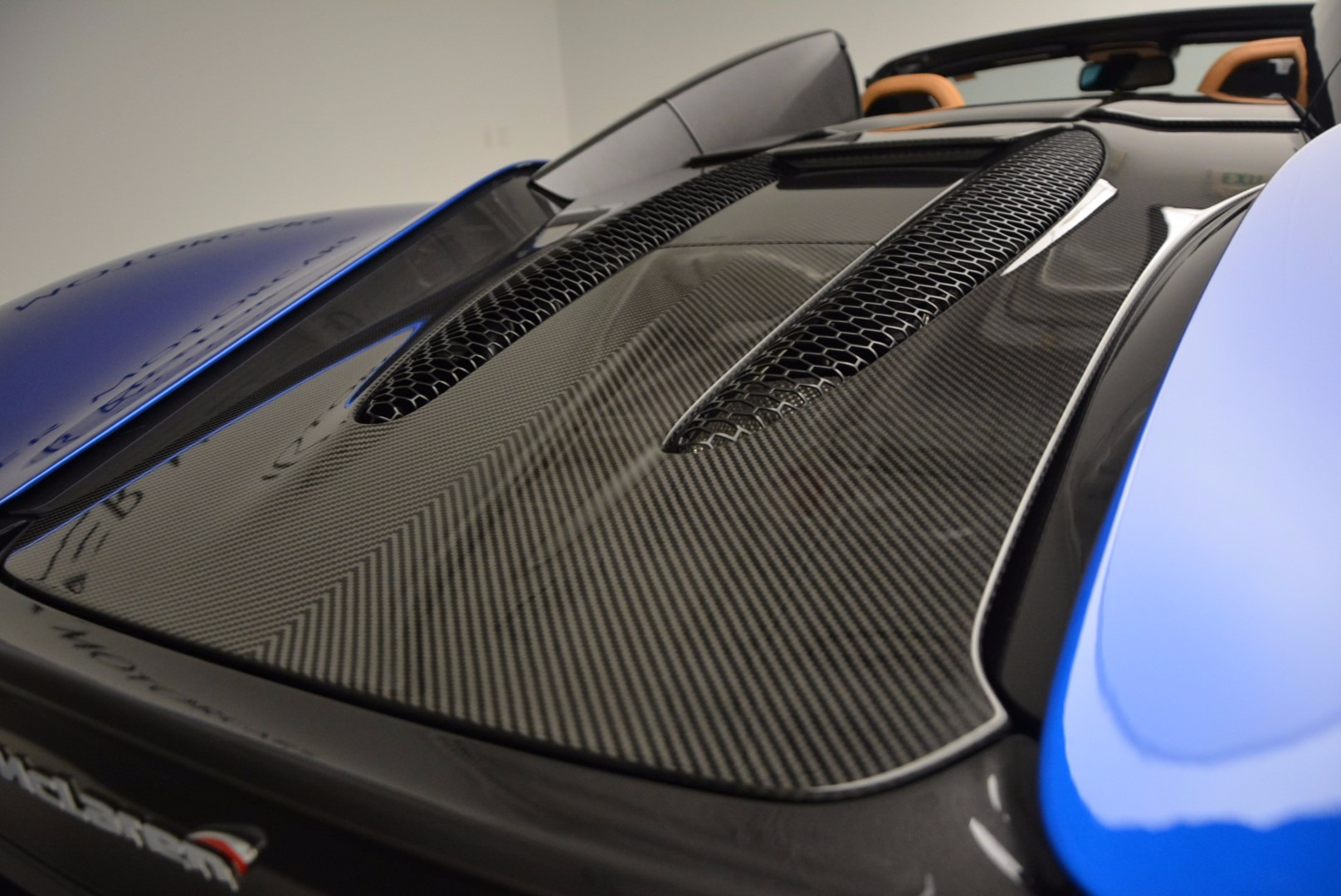 Used 2018 McLaren 570S Spider For Sale In Greenwich, CT 1303_p31