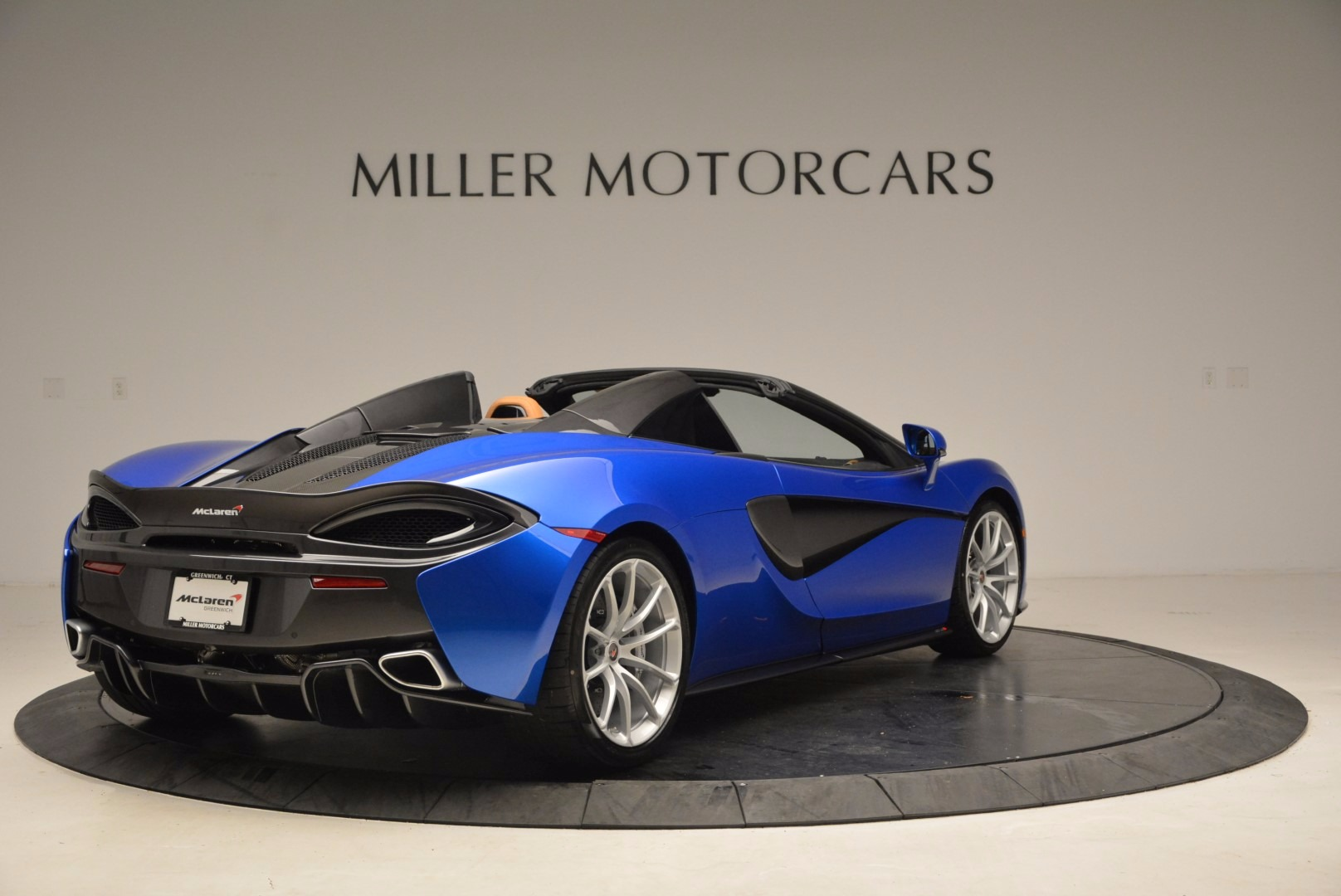 Used 2018 McLaren 570S Spider For Sale In Greenwich, CT 1303_p7