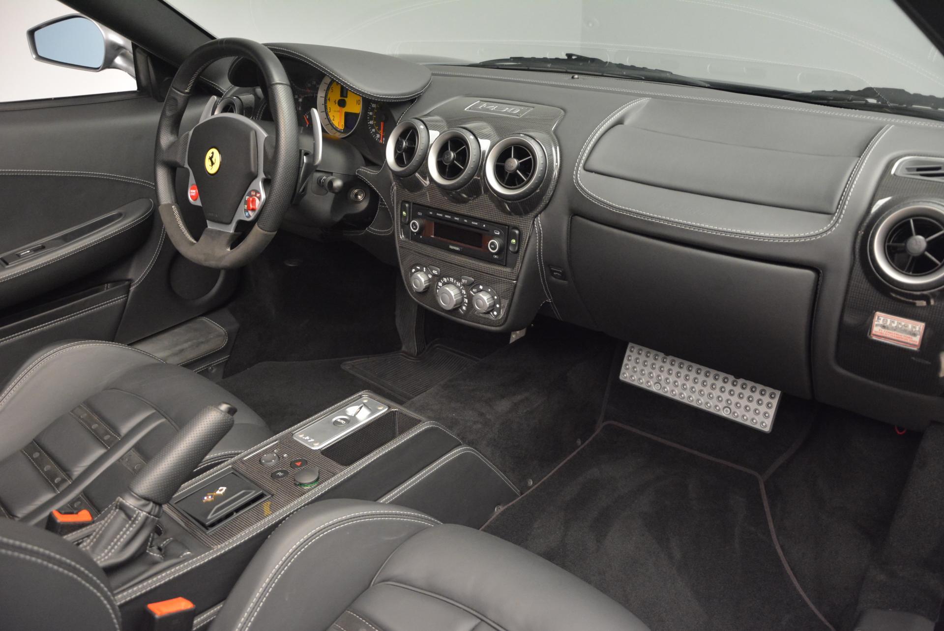 Used 2009 Ferrari F430 Spider F1 For Sale In Greenwich, CT 131_p31
