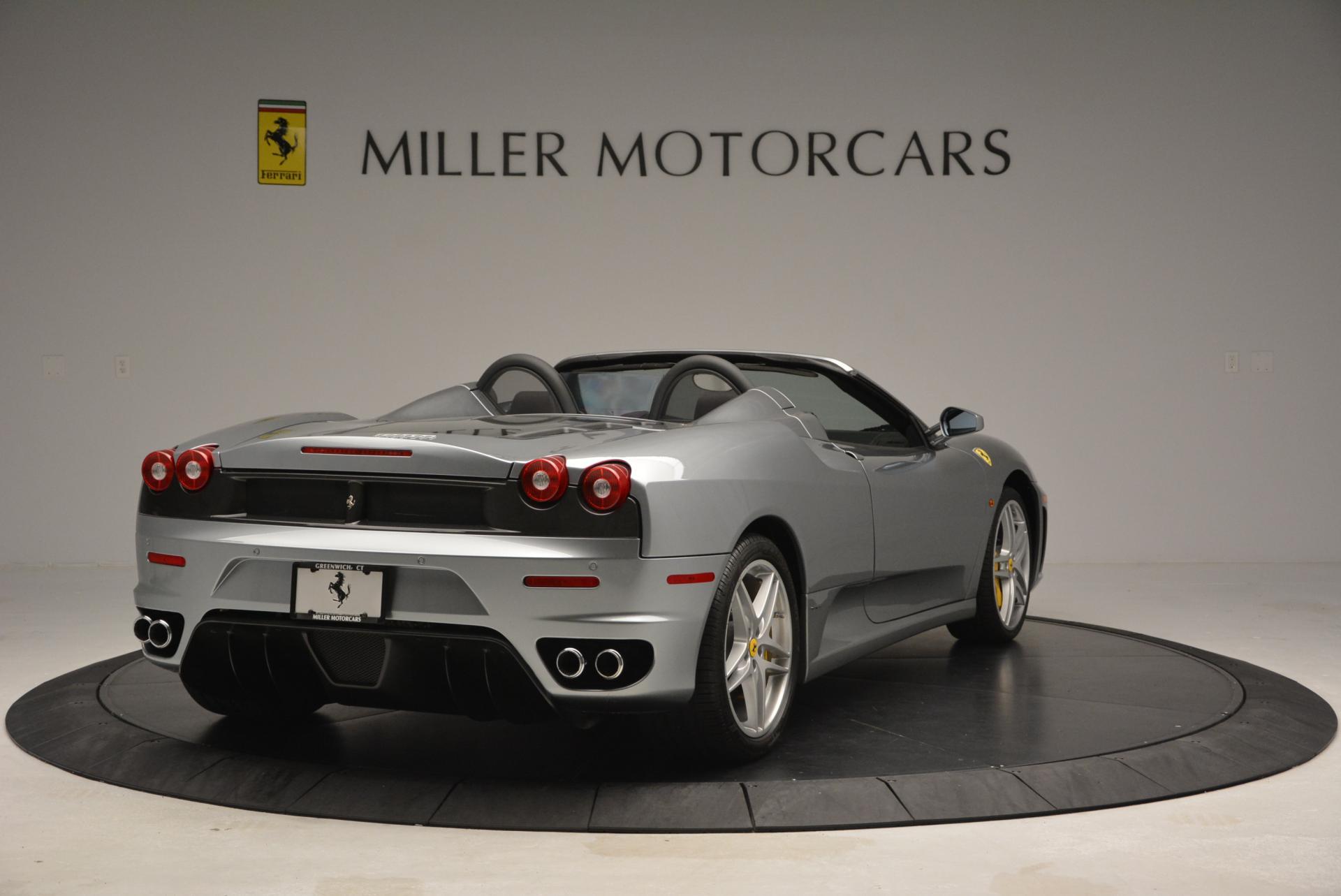 Used 2009 Ferrari F430 Spider F1 For Sale In Greenwich, CT 131_p7