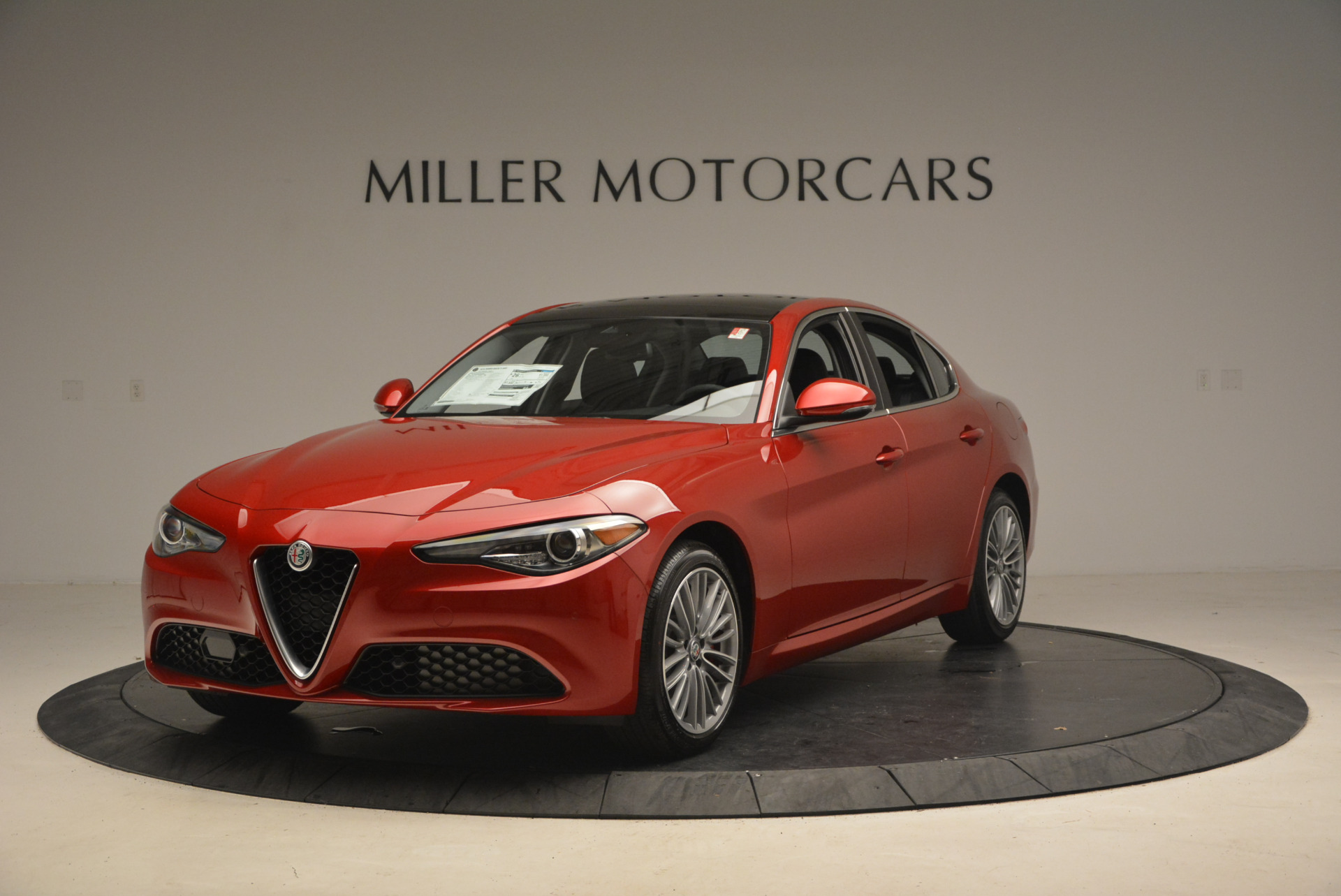 New 2017 Alfa Romeo Giulia Ti Q4 For Sale In Greenwich, CT 1314_main