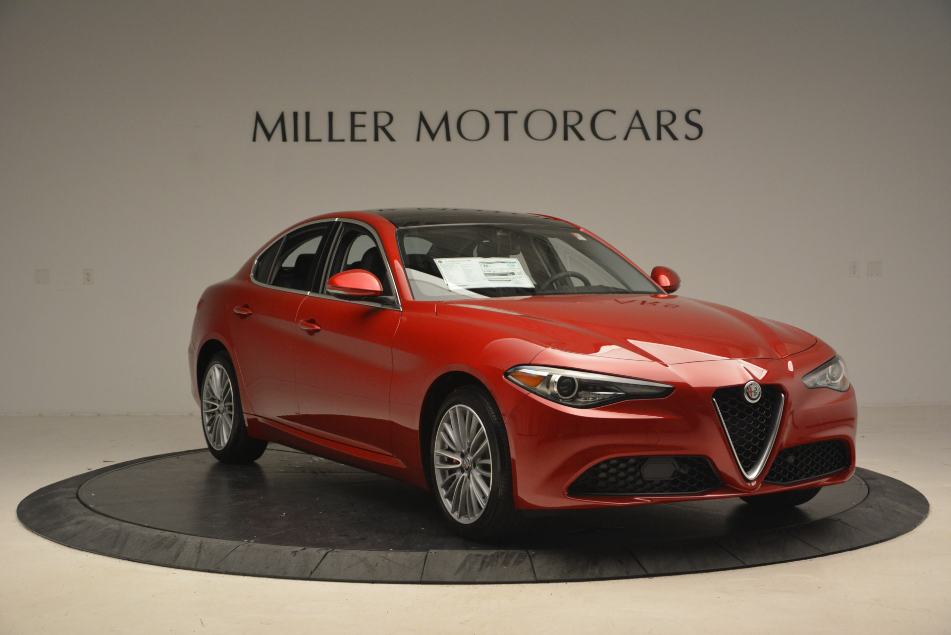 New 2017 Alfa Romeo Giulia Ti Q4 For Sale In Greenwich, CT 1314_p11