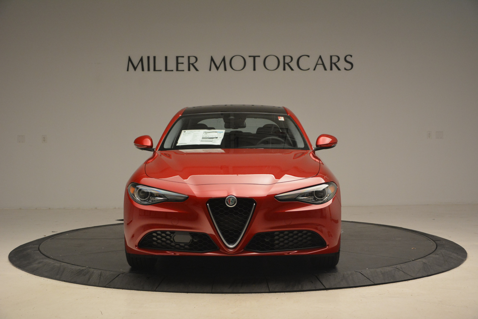 New 2017 Alfa Romeo Giulia Ti Q4 For Sale In Greenwich, CT 1314_p12