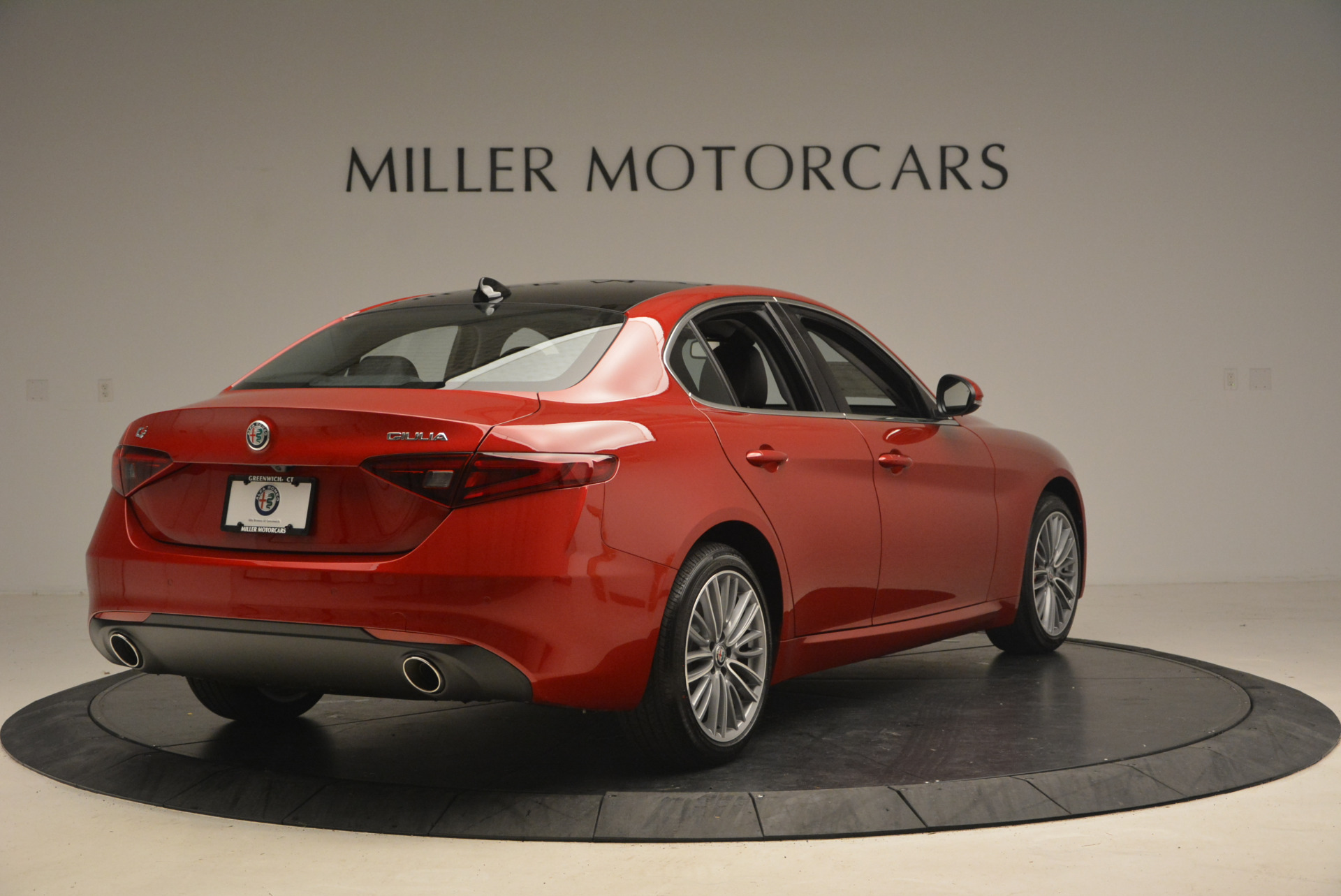 New 2017 Alfa Romeo Giulia Ti Q4 For Sale In Greenwich, CT 1314_p7