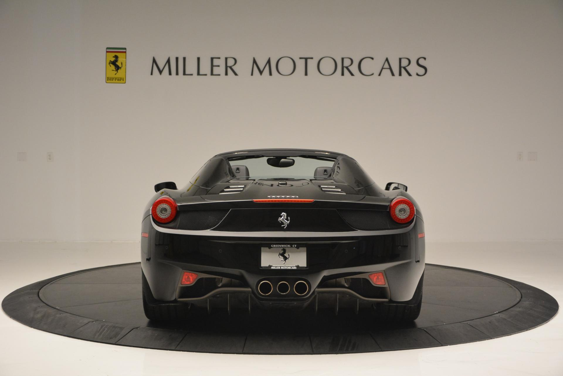Used 2013 Ferrari 458 Spider  For Sale In Greenwich, CT 132_p6