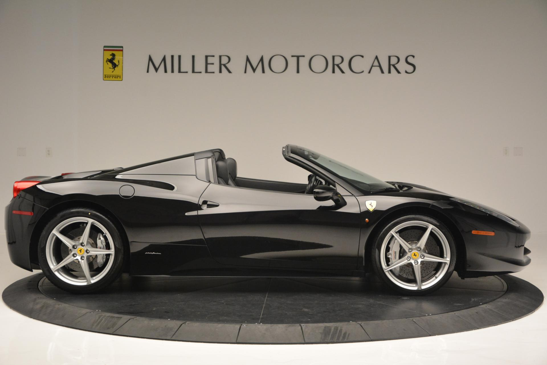 Used 2013 Ferrari 458 Spider  For Sale In Greenwich, CT 132_p9