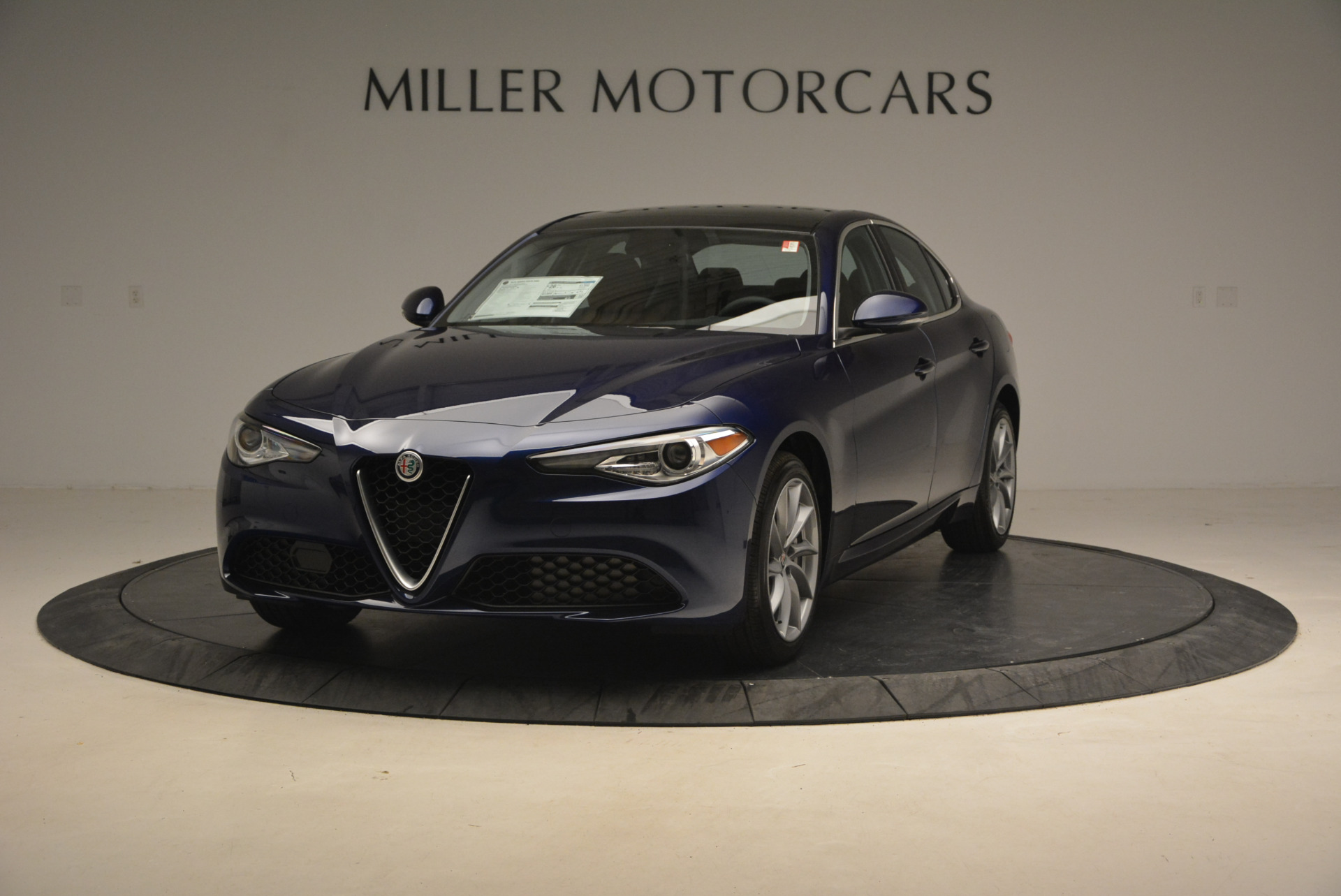 New 2017 Alfa Romeo Giulia Q4 For Sale In Greenwich, CT 1322_main