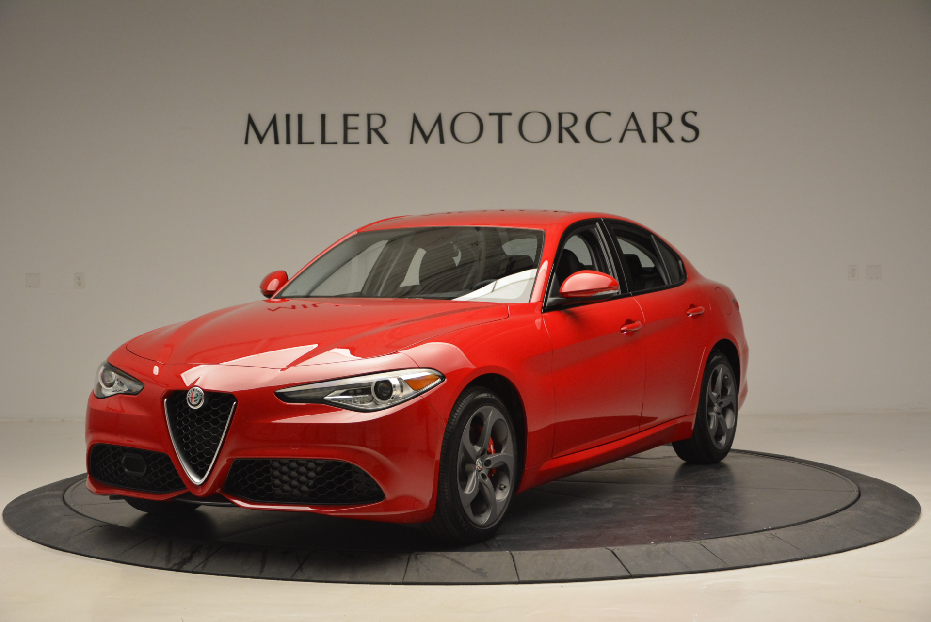 New 2017 Alfa Romeo Giulia Sport Q4 For Sale In Greenwich, CT 1323_main