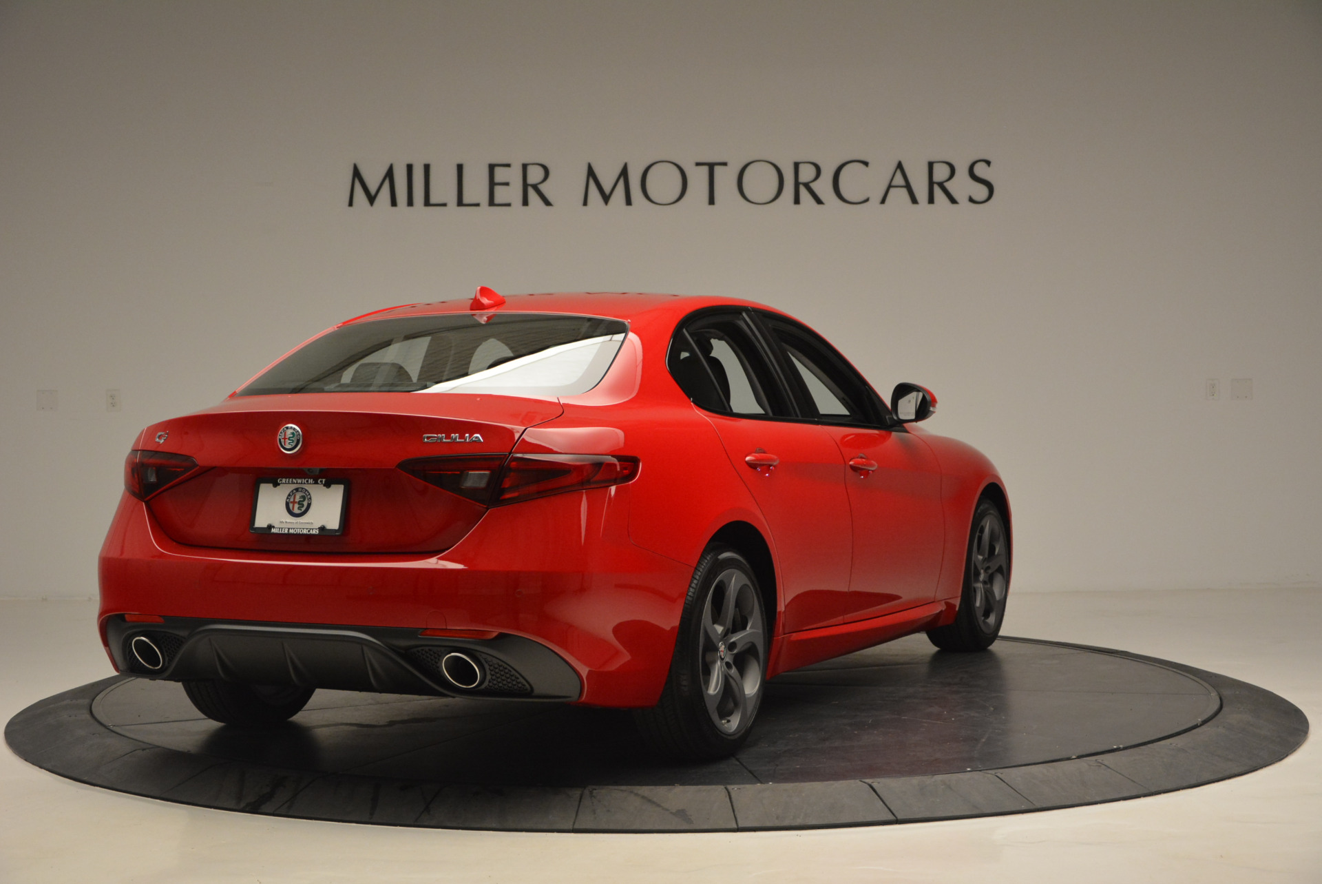 New 2017 Alfa Romeo Giulia Sport Q4 For Sale In Greenwich, CT 1323_p7