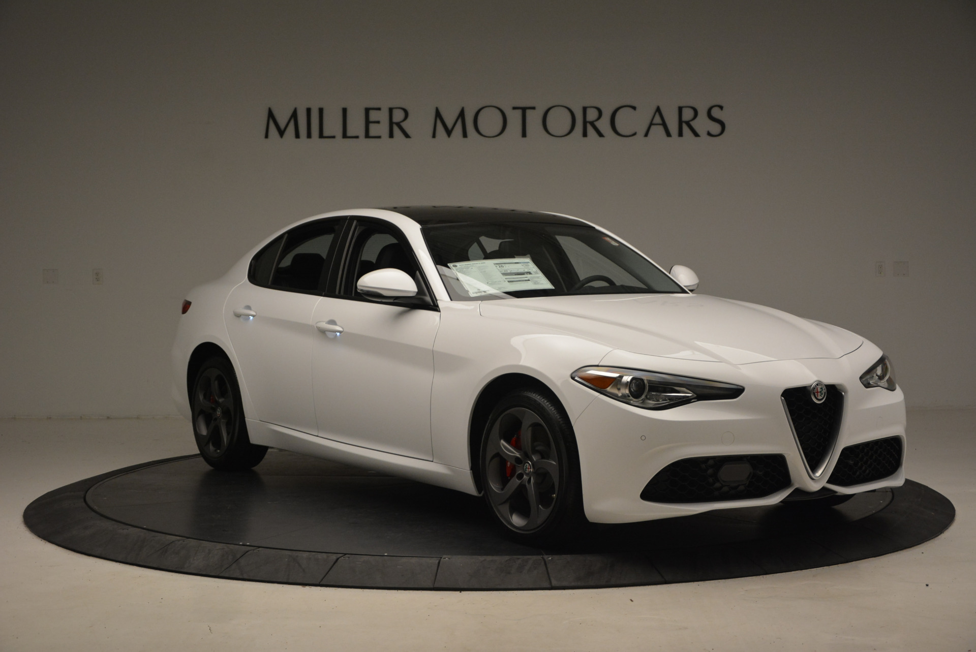 New 2017 Alfa Romeo Giulia Ti Sport Q4 For Sale In Greenwich, CT 1327_p11