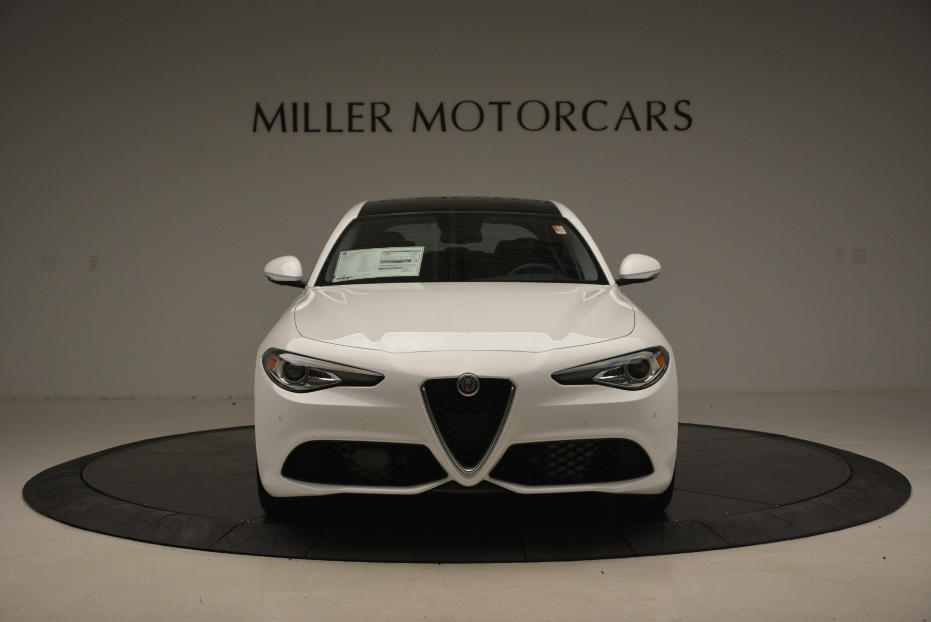 New 2017 Alfa Romeo Giulia Ti Sport Q4 For Sale In Greenwich, CT 1327_p12