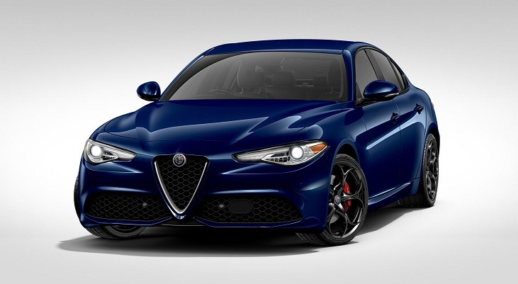 New 2017 Alfa Romeo Giulia Ti Q4 For Sale In Greenwich, CT 1329_main