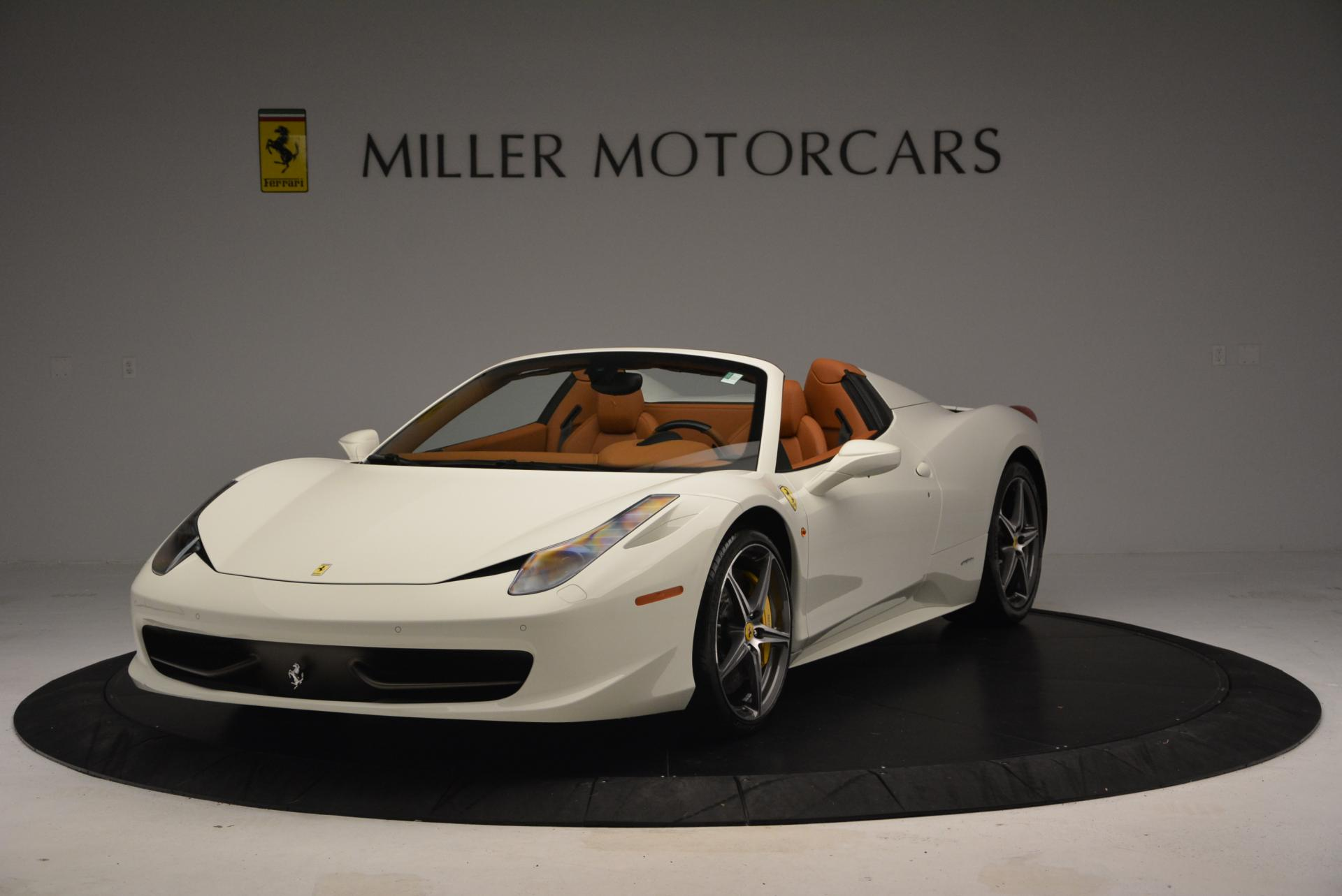 Used 2012 Ferrari 458 Spider  For Sale In Greenwich, CT