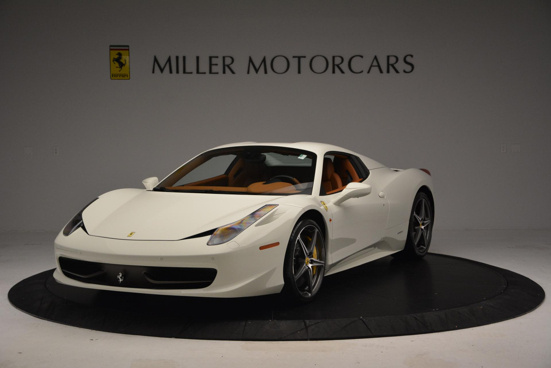Used 2012 Ferrari 458 Spider  For Sale In Greenwich, CT 133_p13
