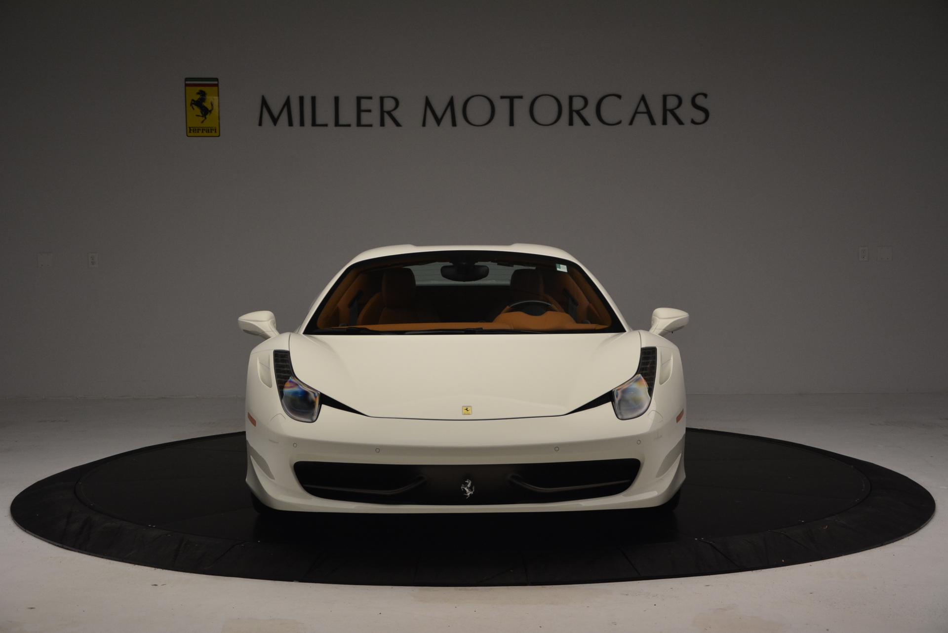 Used 2012 Ferrari 458 Spider  For Sale In Greenwich, CT 133_p24
