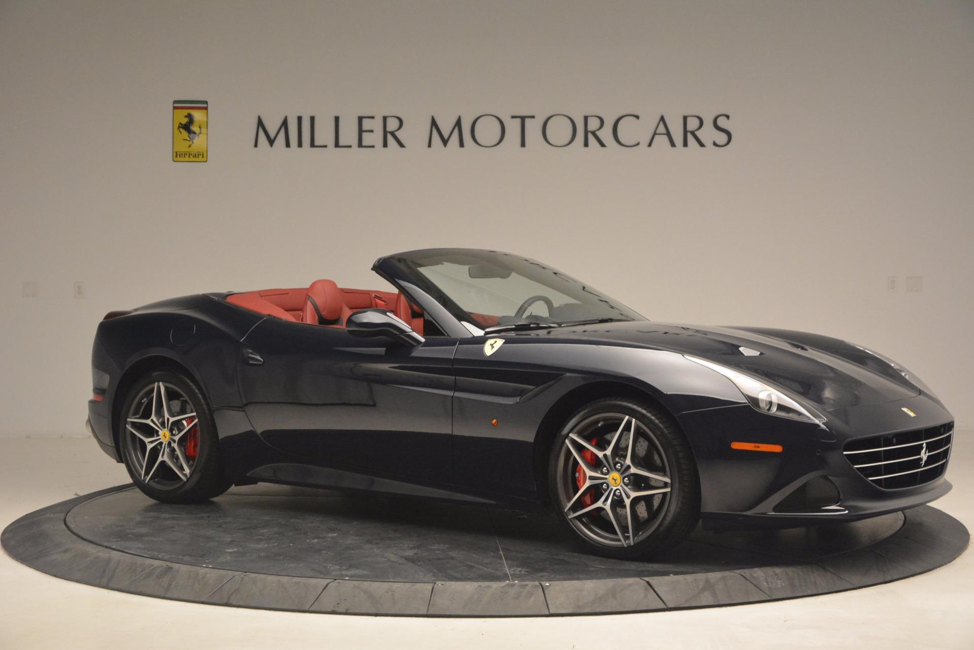 Used 2017 Ferrari California T  For Sale In Greenwich, CT 1330_p10