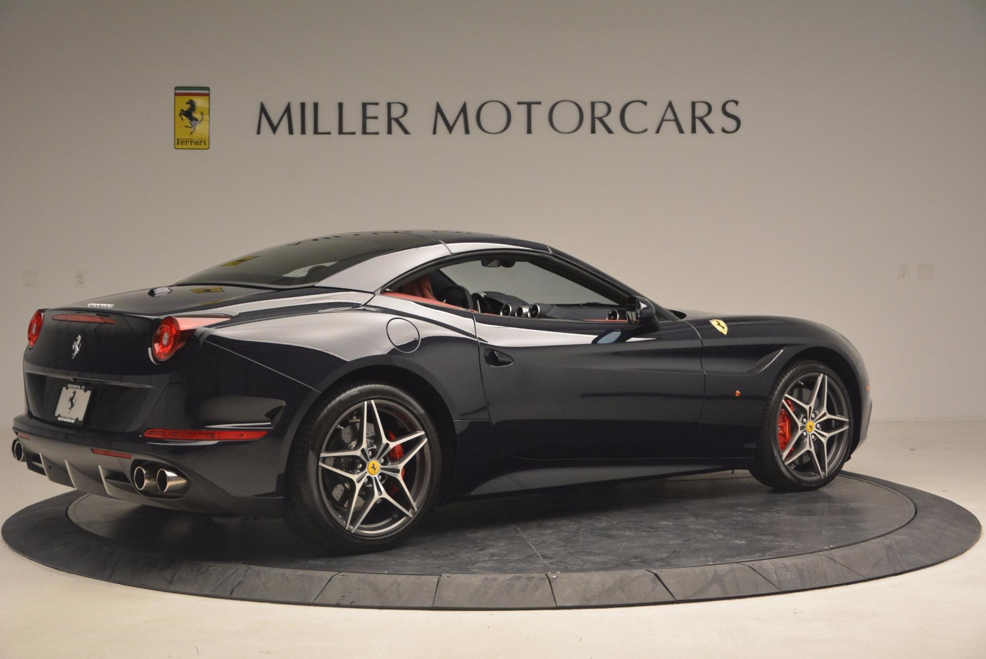 Used 2017 Ferrari California T  For Sale In Greenwich, CT 1330_p20