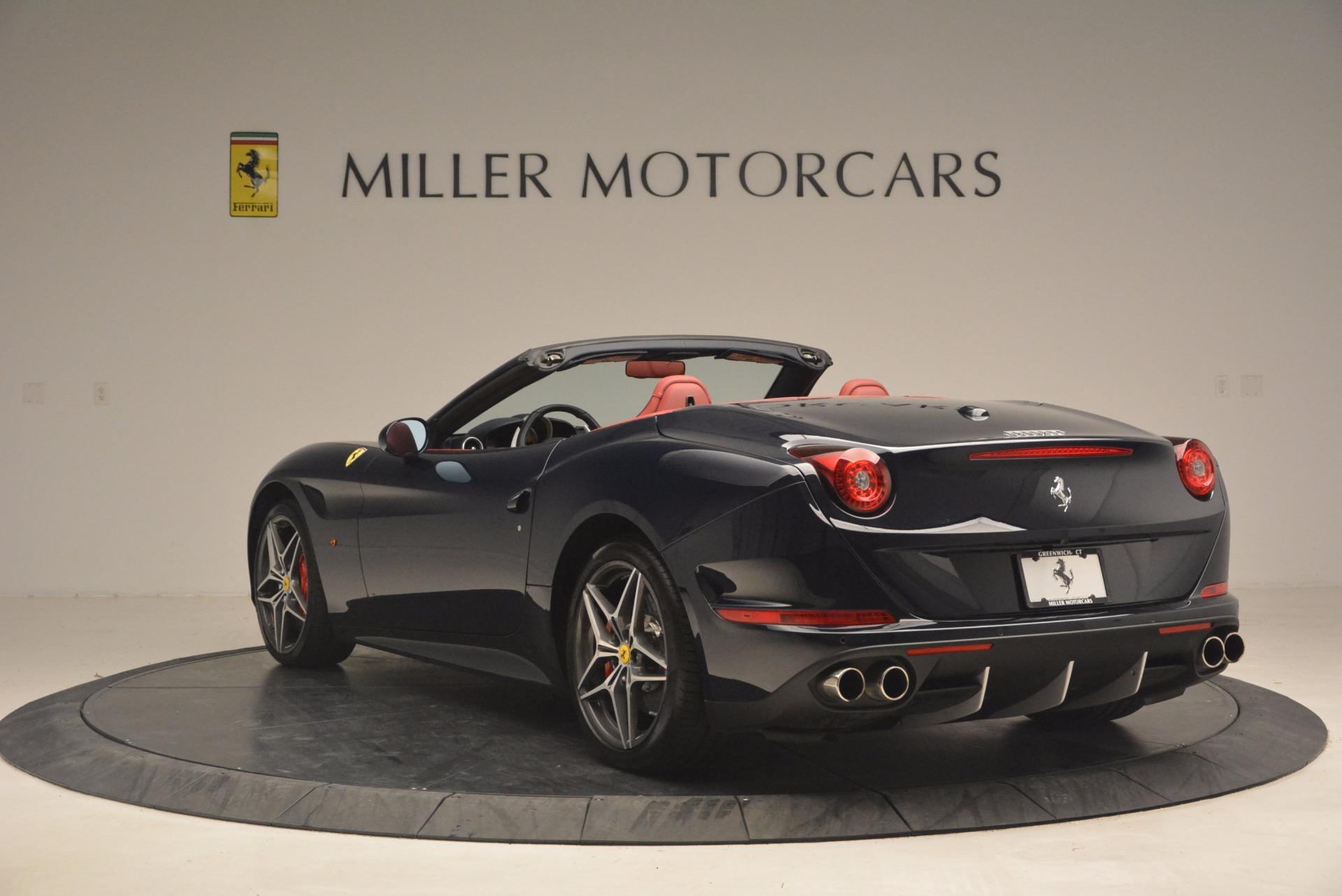 Used 2017 Ferrari California T  For Sale In Greenwich, CT 1330_p5
