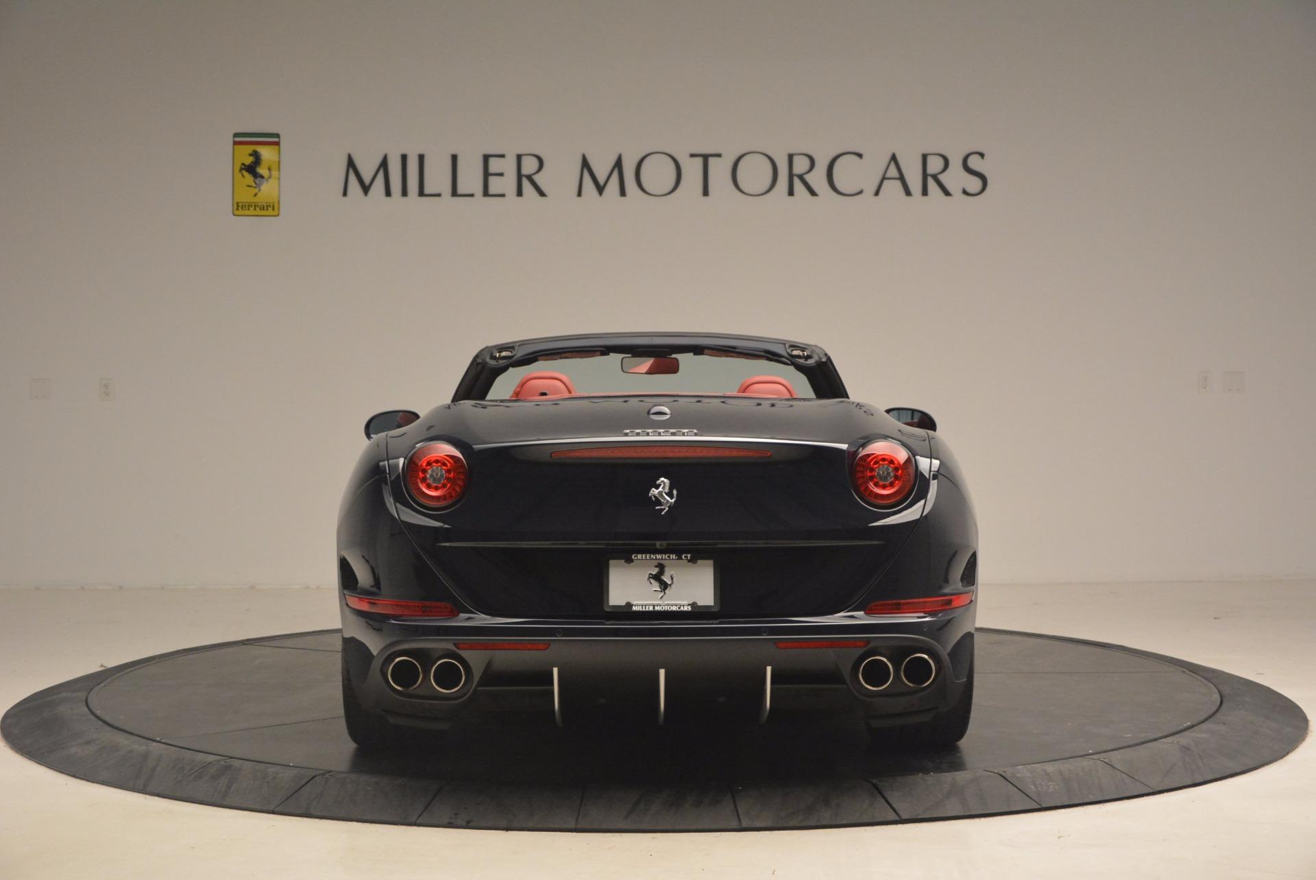 Used 2017 Ferrari California T  For Sale In Greenwich, CT 1330_p6