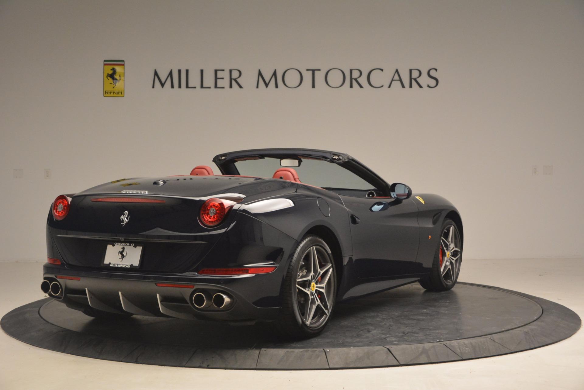 Used 2017 Ferrari California T  For Sale In Greenwich, CT 1330_p7