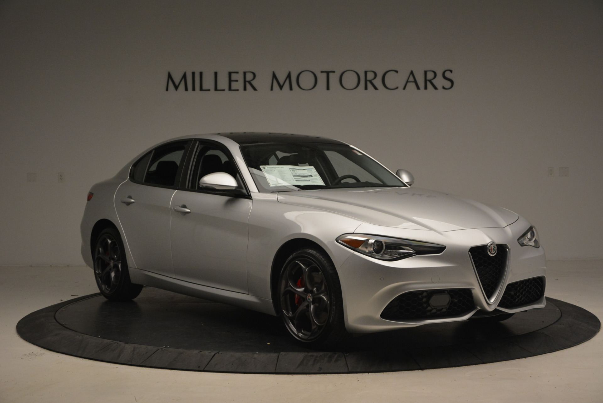 New 2017 Alfa Romeo Giulia Ti Q4 For Sale In Greenwich, CT 1332_p11