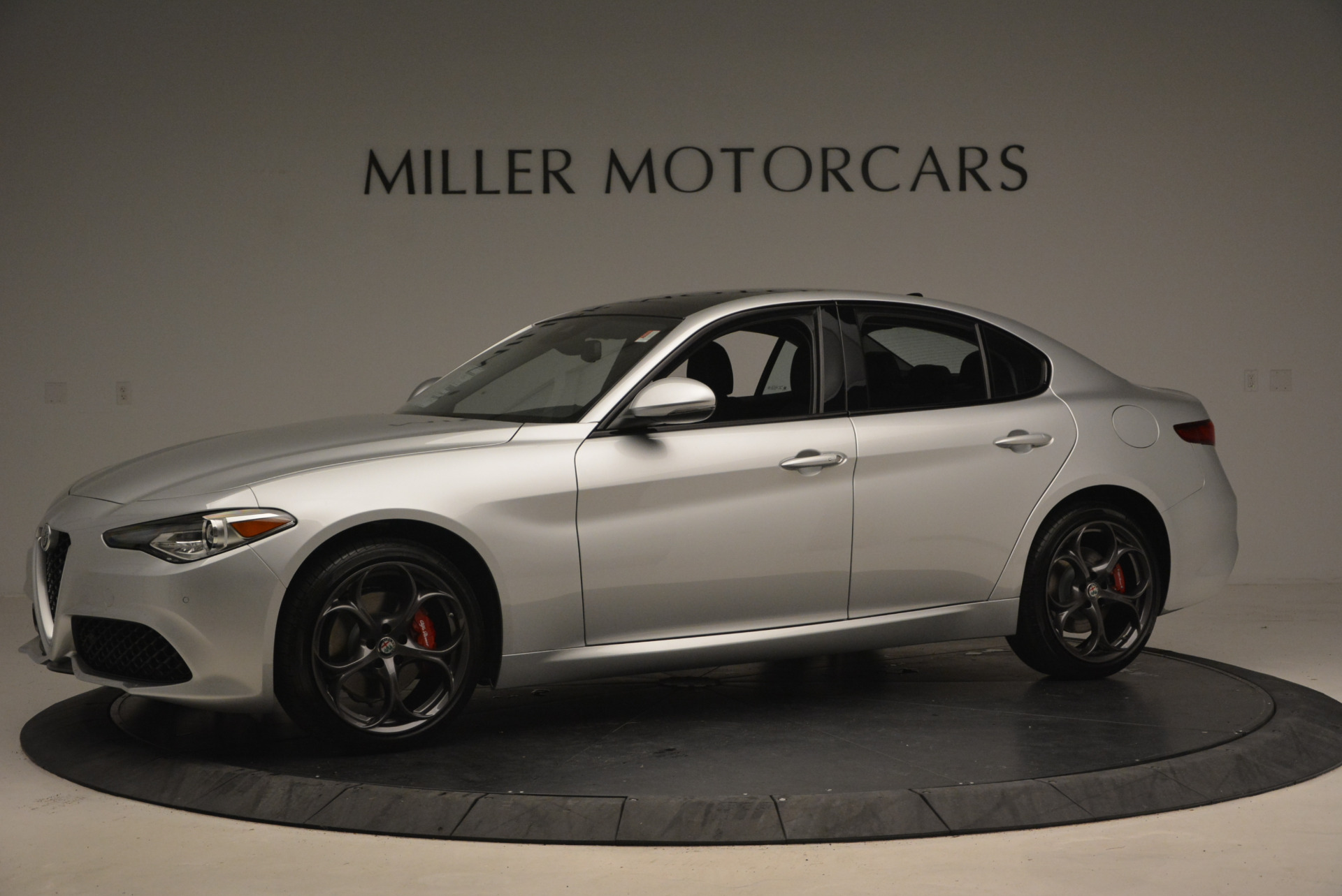 New 2017 Alfa Romeo Giulia Ti Q4 For Sale In Greenwich, CT 1332_p2