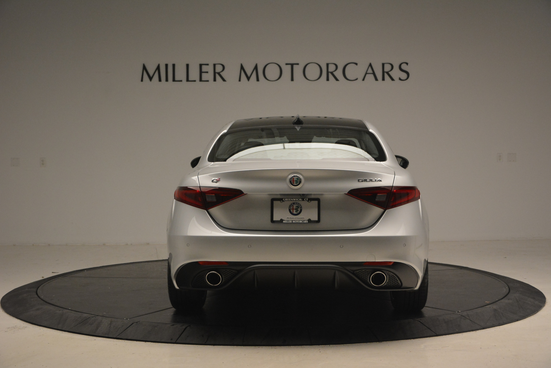 New 2017 Alfa Romeo Giulia Ti Q4 For Sale In Greenwich, CT 1332_p6