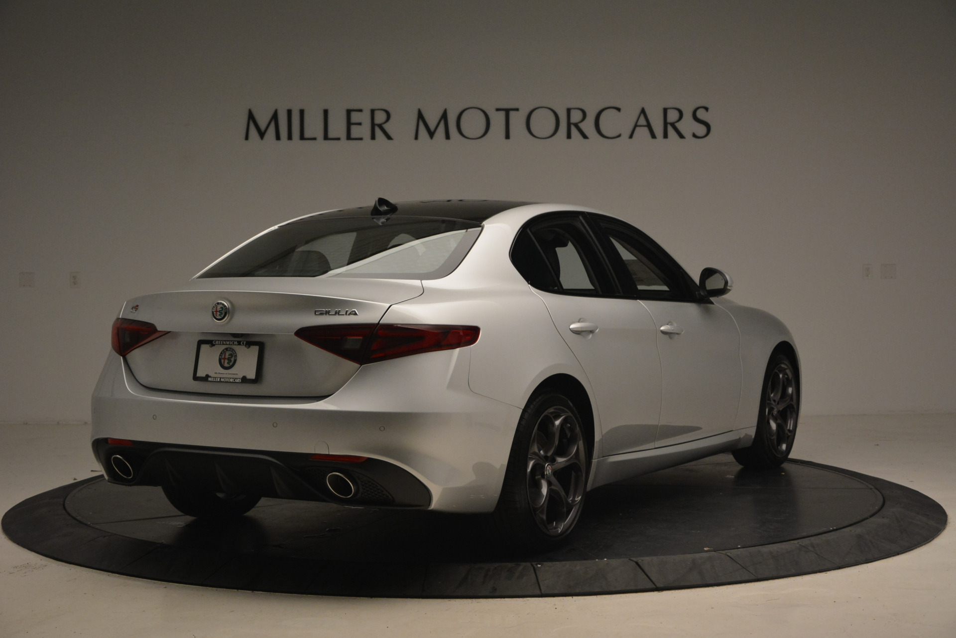 New 2017 Alfa Romeo Giulia Ti Q4 For Sale In Greenwich, CT 1332_p7