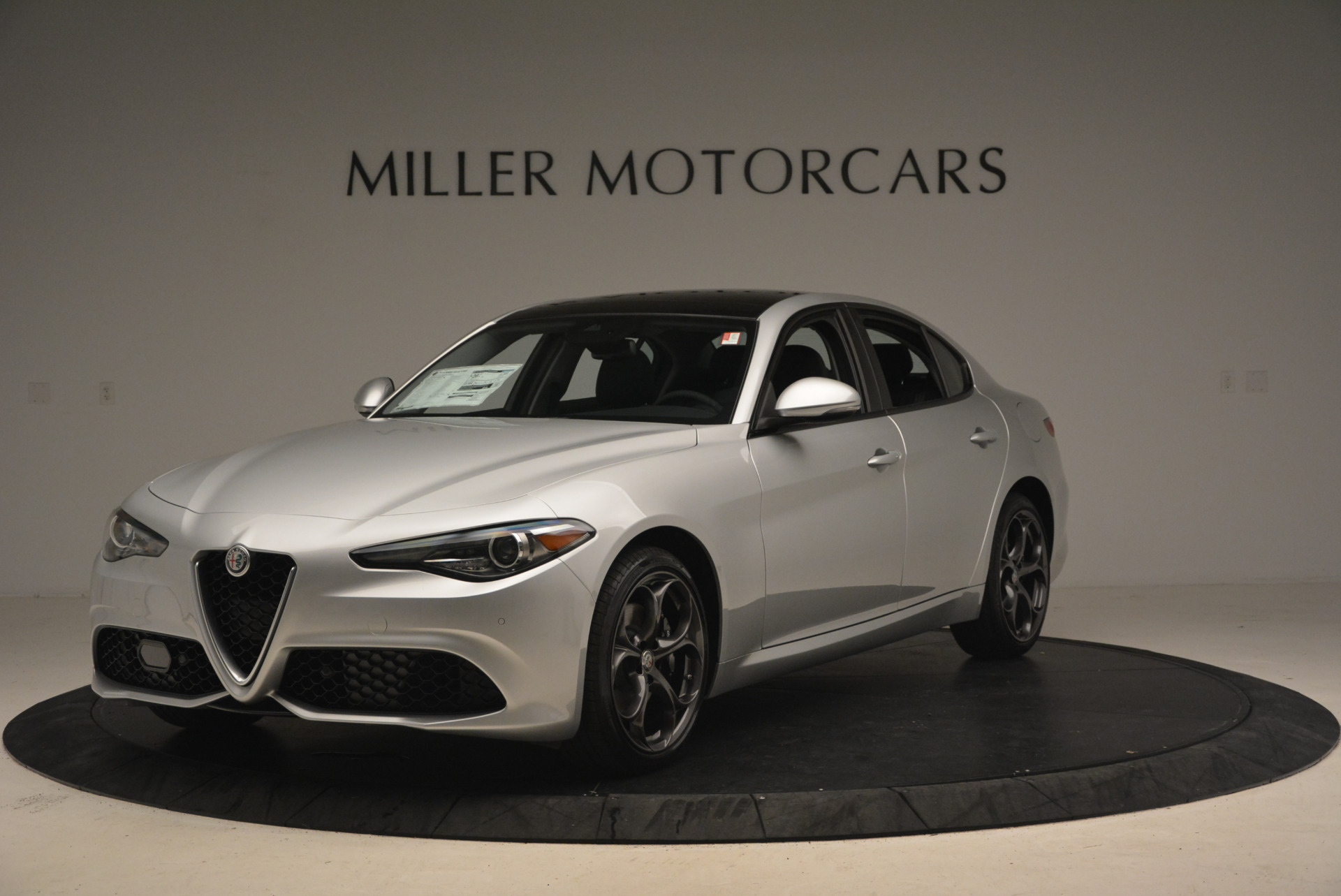 New 2017 Alfa Romeo Giulia Ti Sport Q4 For Sale In Greenwich, CT