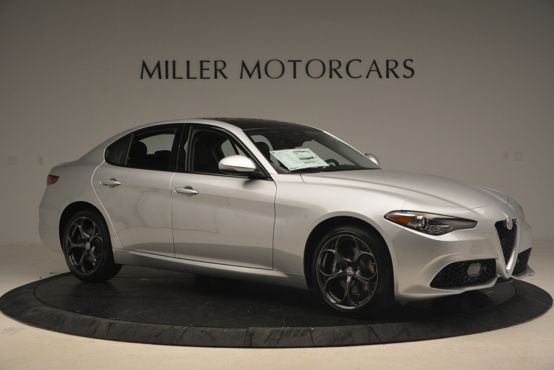 New 2017 Alfa Romeo Giulia Ti Sport Q4 For Sale In Greenwich, CT 1333_p10