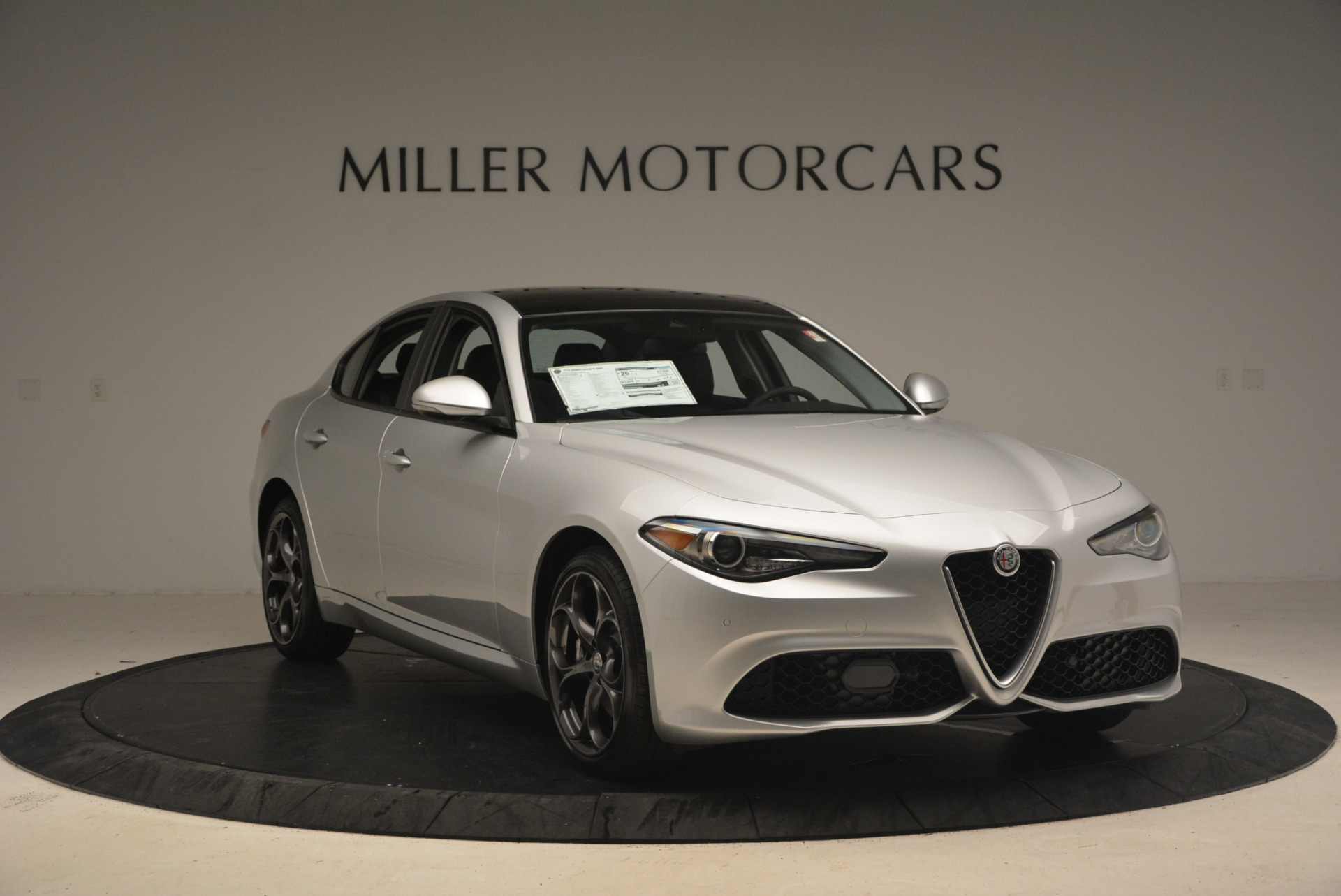 New 2017 Alfa Romeo Giulia Ti Sport Q4 For Sale In Greenwich, CT 1333_p11