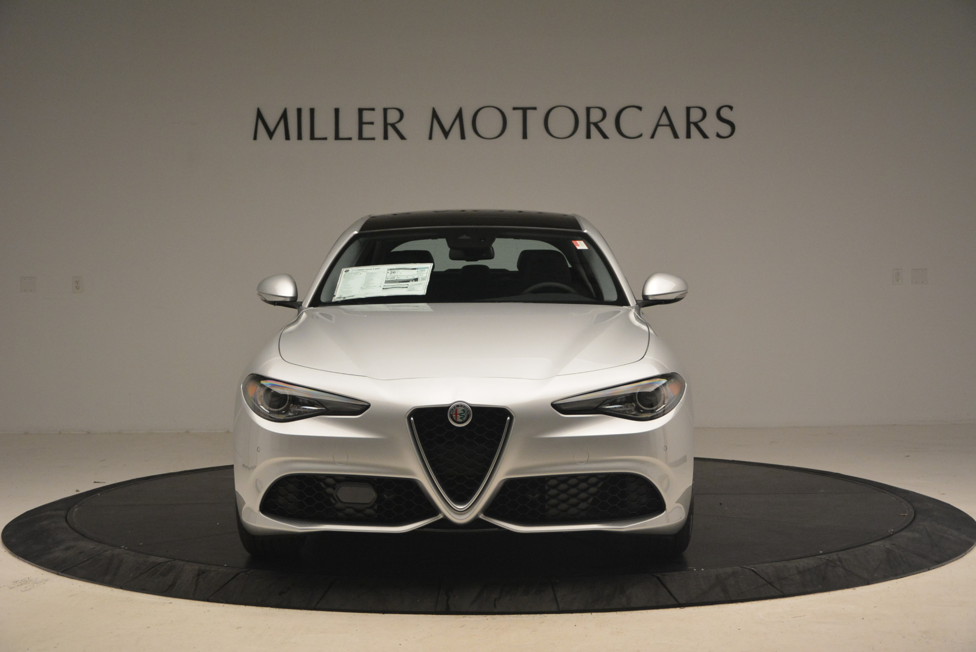 New 2017 Alfa Romeo Giulia Ti Sport Q4 For Sale In Greenwich, CT 1333_p12