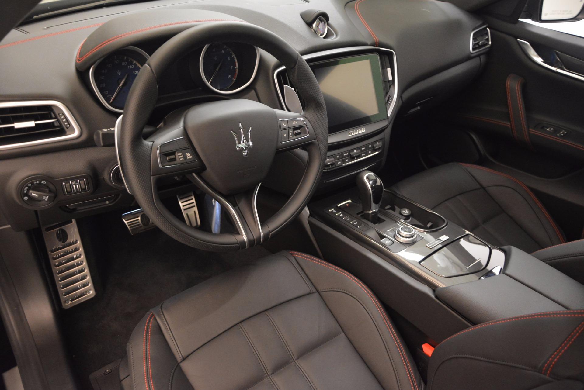 New 2017 Maserati Ghibli SQ4 S Q4 Nerissimo Edition For Sale In Greenwich, CT 1334_p13