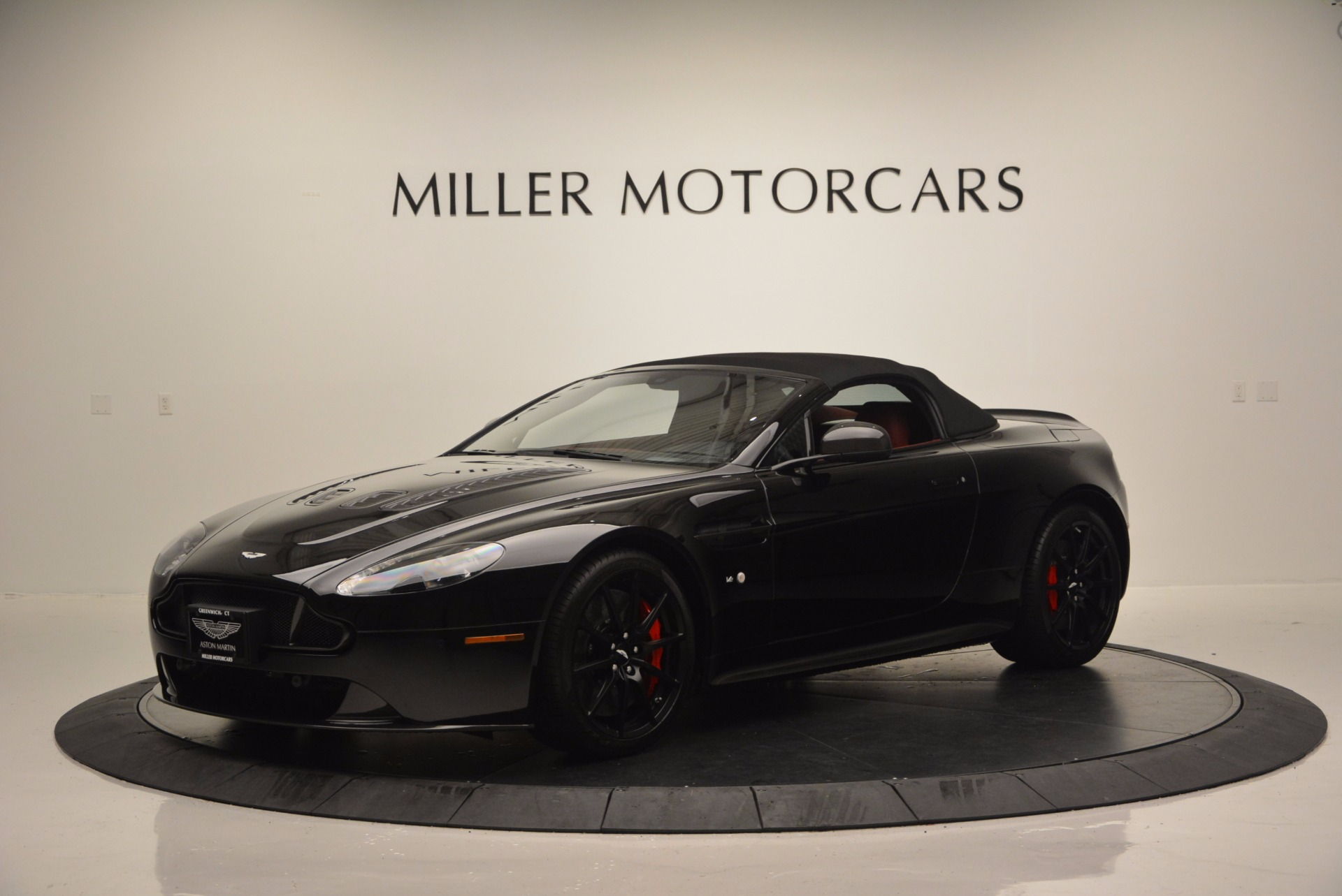 Used 2015 Aston Martin V12 Vantage S Roadster For Sale In Greenwich, CT 1335_p14