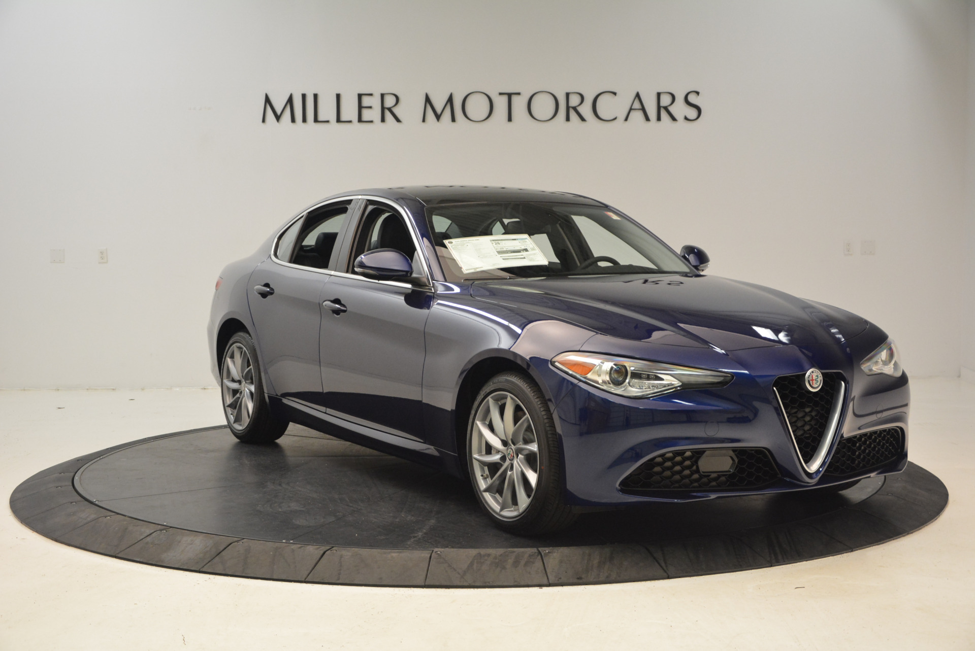 New 2017 Alfa Romeo Giulia Q4 For Sale In Greenwich, CT 1339_p11