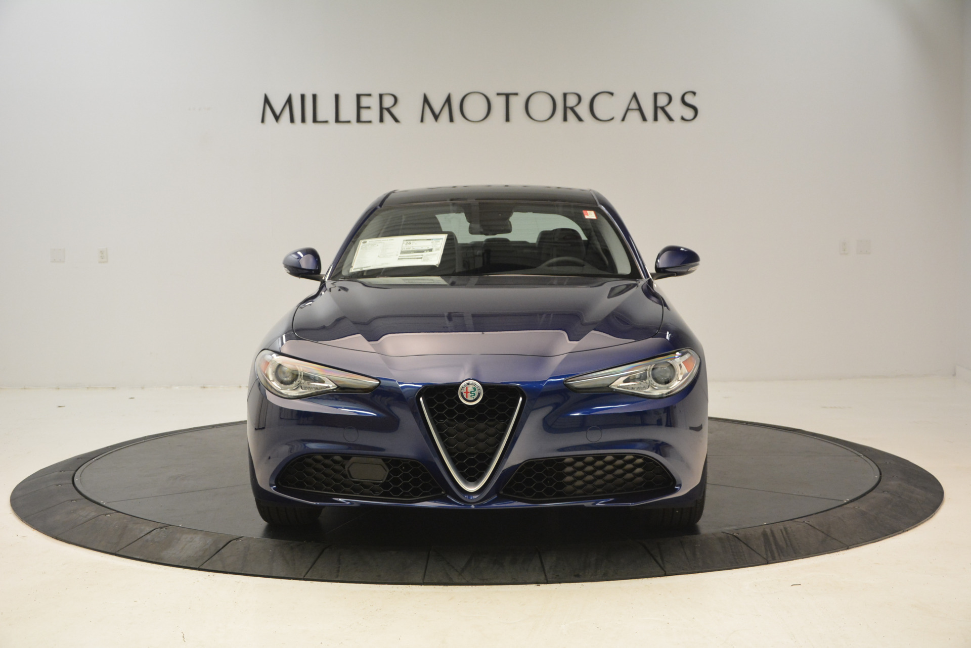 New 2017 Alfa Romeo Giulia Q4 For Sale In Greenwich, CT 1339_p12