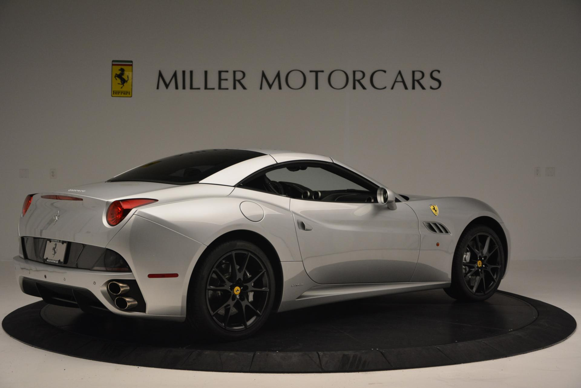 Used 2012 Ferrari California  For Sale In Greenwich, CT 134_p20