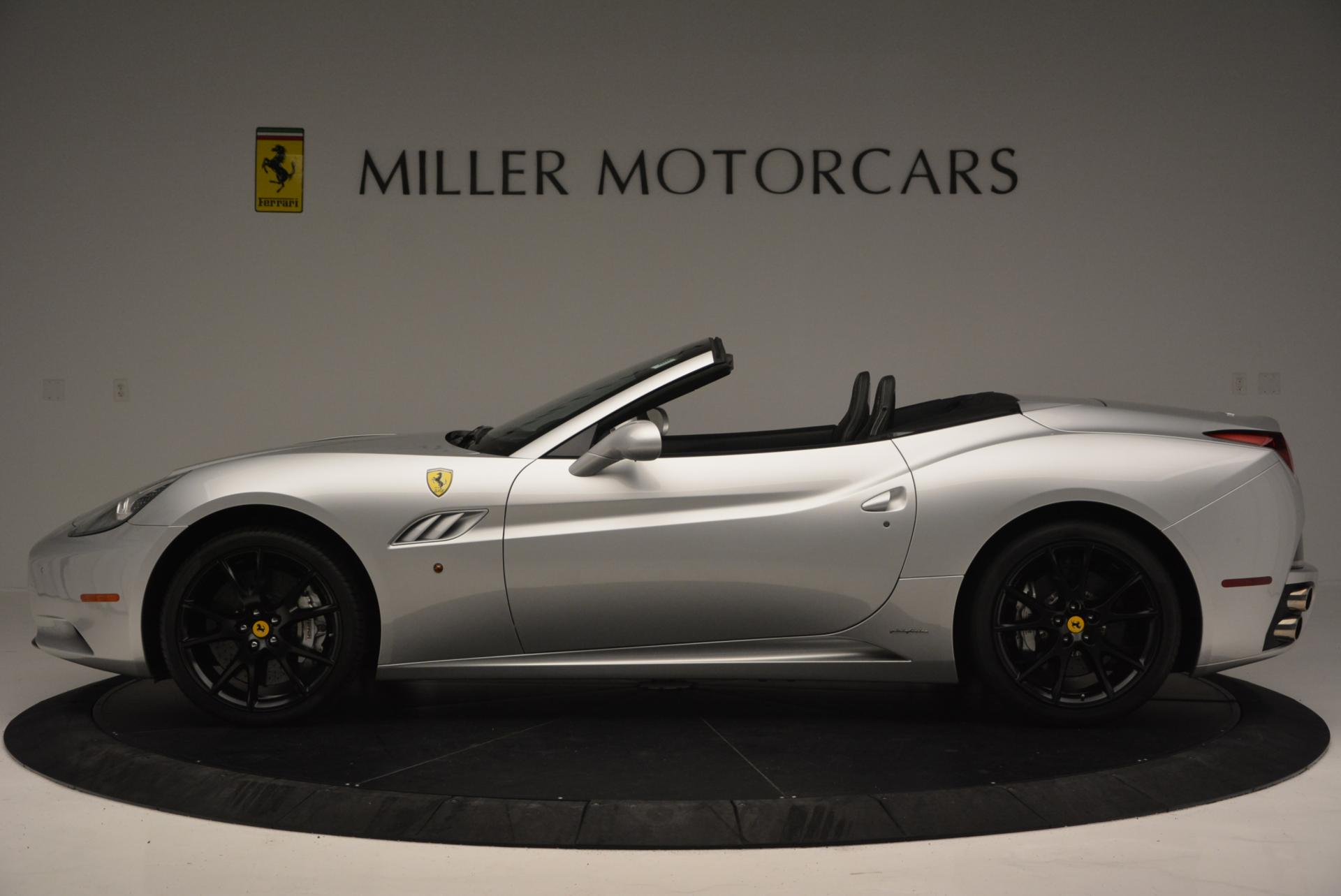 Used 2012 Ferrari California  For Sale In Greenwich, CT 134_p3