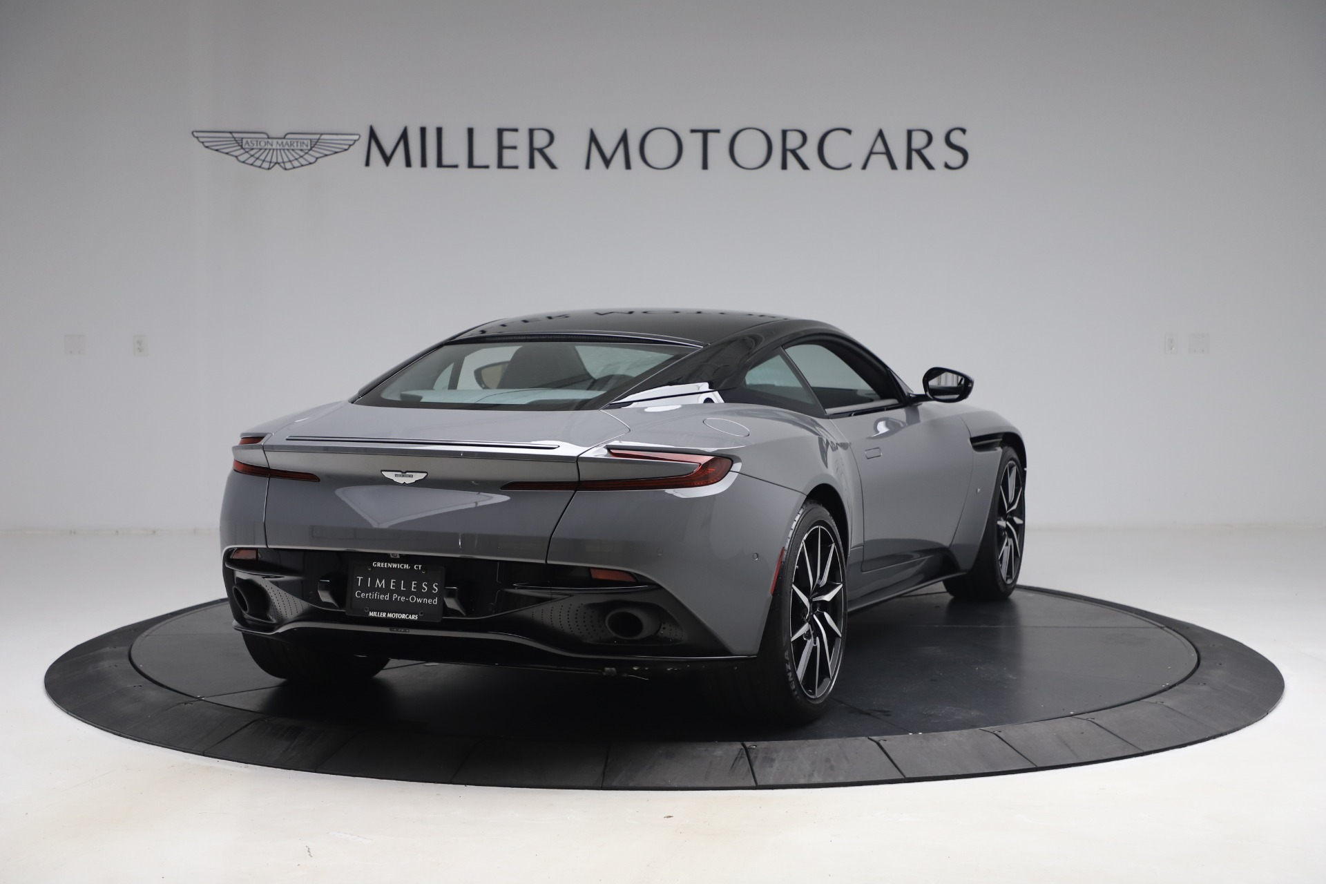 New 2017 Aston Martin DB11  For Sale In Greenwich, CT 1340_p6