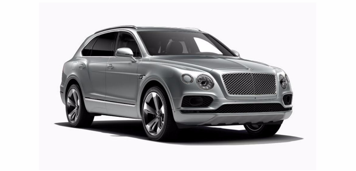 Used 2017 Bentley Bentayga W12 For Sale In Greenwich, CT 1344_main