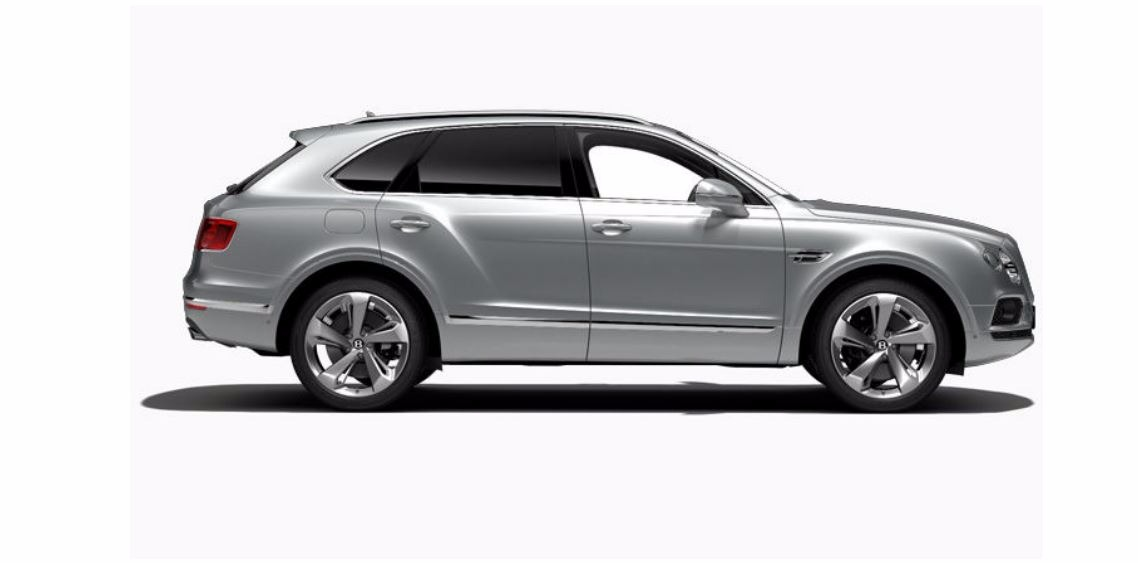 Used 2017 Bentley Bentayga W12 For Sale In Greenwich, CT 1344_p3