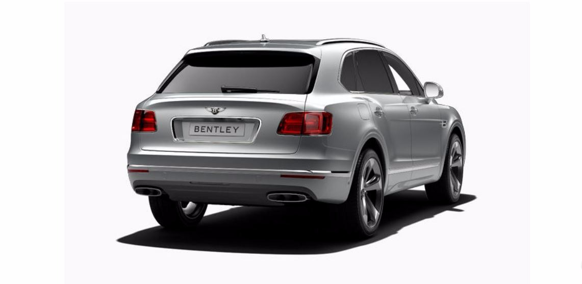 Used 2017 Bentley Bentayga W12 For Sale In Greenwich, CT 1344_p4